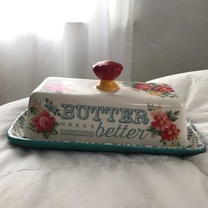 Other - Pioneer Woman Butter Dish